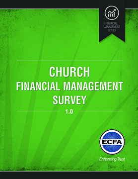 Church Financial Management Survey