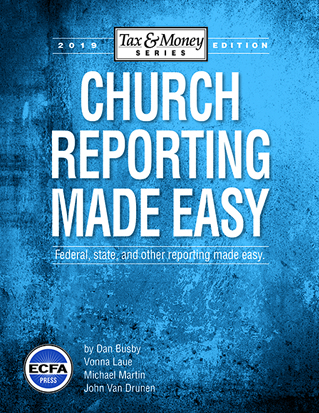 2019 Church Reporting Made Easy