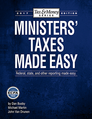 2017 Ministers' Taxes Made Easy