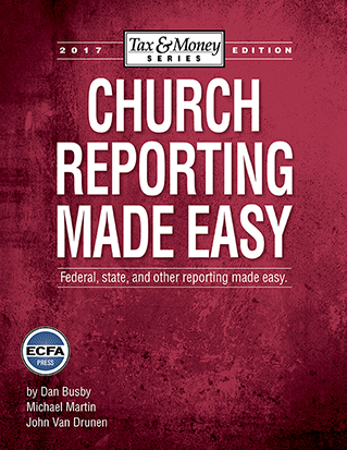 2017 Reporting Procedures for Congregations