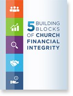 5 Building Blocks of Church Financial Integrity