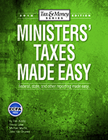 Ministers Tax Made Easy
