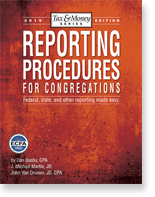 2014 Reporting Procedures for Congregations
