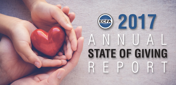 2017 Annual State of Giving Report