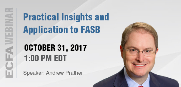 Practical Insights and Application to FASB Webinar