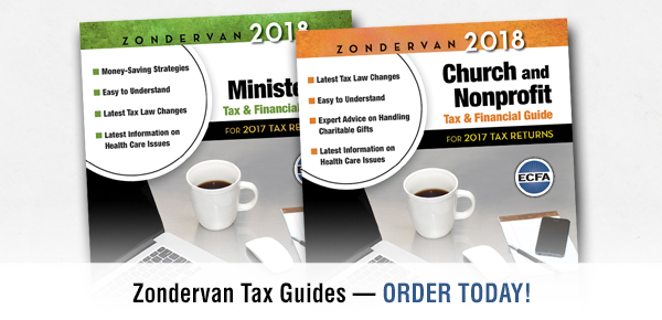 Zondervan Tax Guides