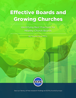 Effective Boards Growing Churches