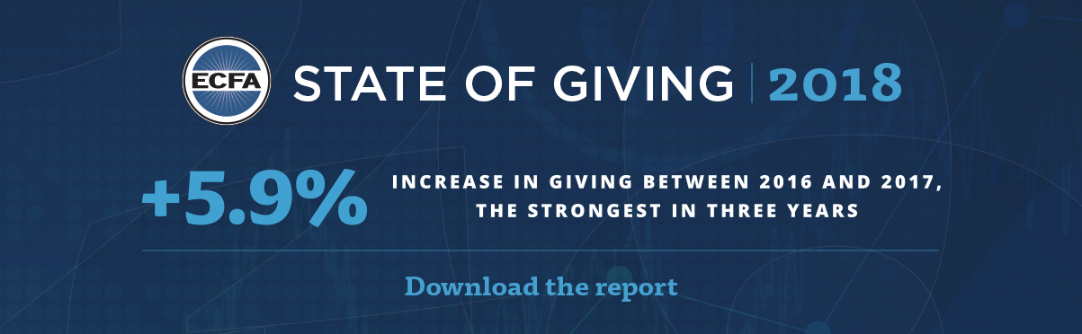State of Giving 2018