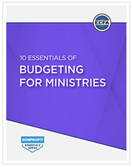 10 Essentials of Budgeting for Ministries