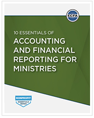 10 Essentials of Accounting and Financial Reporting for Ministries