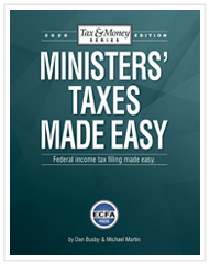 Minister's Taxes Made Easy