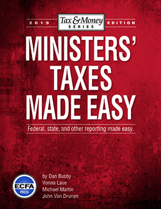 2019 Ministers' Taxes Made Easy