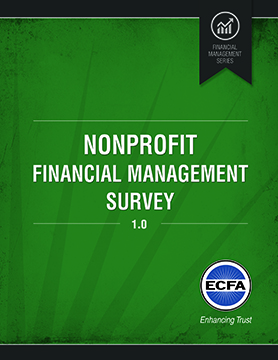 Nonprofit Financial Management Survey