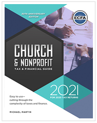 Church and Nonprofit Tax & Financial Guide
