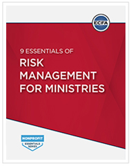 9 Essentials of Risk Management for Ministries