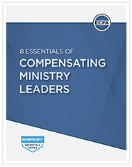 8 Essentials of Compensating Ministry Leaders